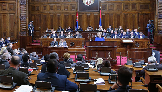 Матвијенкова: Србија може рачунати на нашу подршку по питању Косова