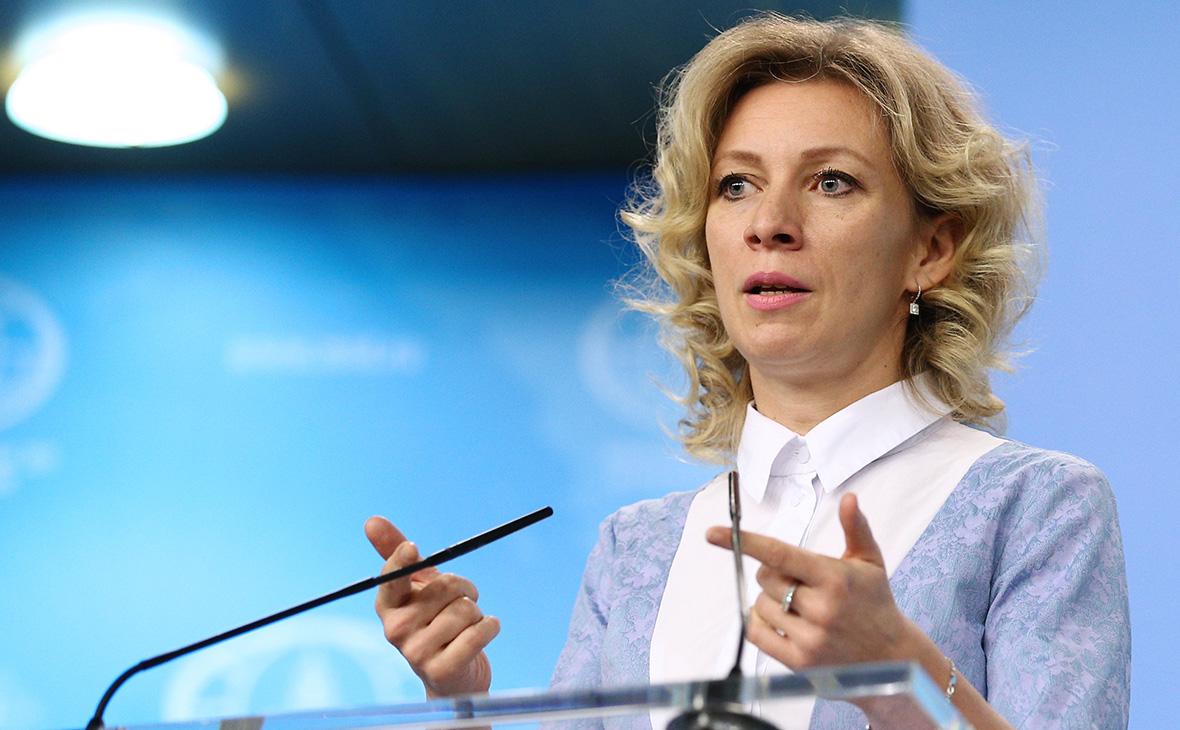 Захарова пресуди Младићу: Антисрбско тумачење догађаја деведесетих година