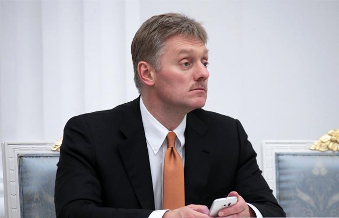 Песков: Русија је одавно присутна на Блиском истоку