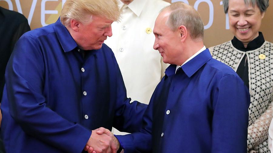 Путин захвалиоТрампу на информацијама Ције које су помогле у спречавању терористичког напада