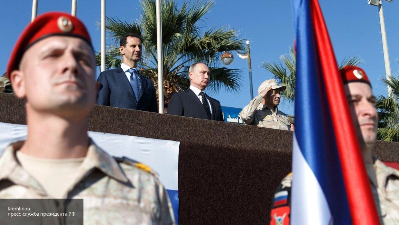 Путин: Русија ће наставити да подржава суверенитет Сирије
