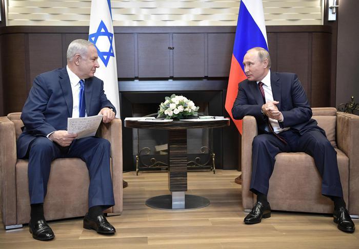 Putin i Netanijahu se dogovorili o narednom sastanku