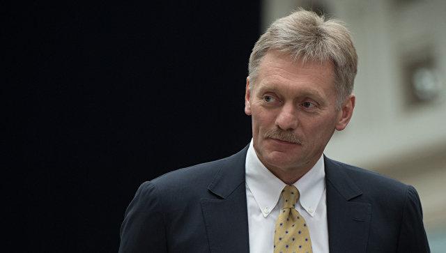Песков: Настављају се провокативне и субверзивне активности на руско-украјинској граници на Криму