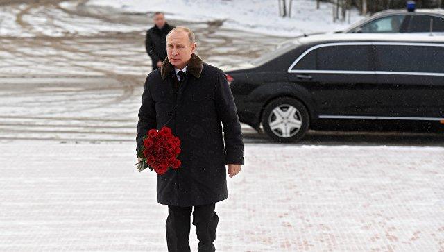 Путин: Искористи сваки повод да се подсетимо на трагичне догађаје Великог отаџбинског рата