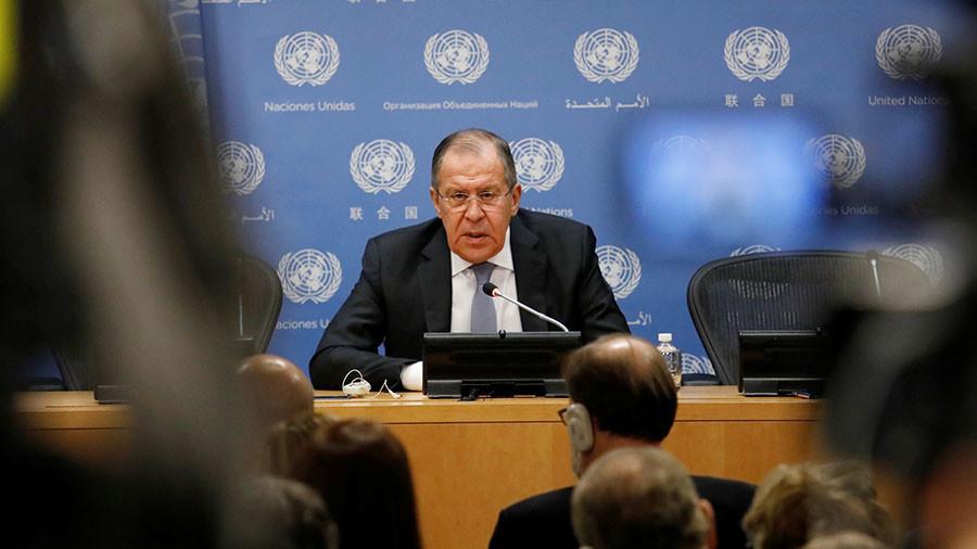 РТ: САД покушавају да створе алтернативну владу у деловима Сирије - Лавров