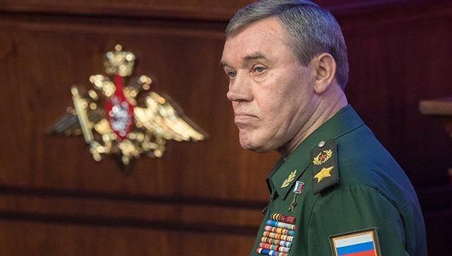 Герасимов: Русија јача своју војску без обзира на притисак западних држава