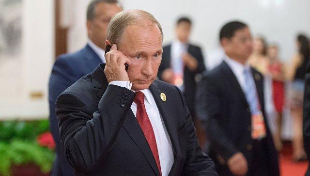 Путин и Ердоган разговарали о турској операцији у Сирији