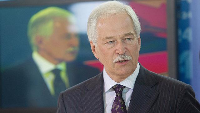 Гризлов: Европске структуре треба да схвате да притисак на Русију штети њима самима