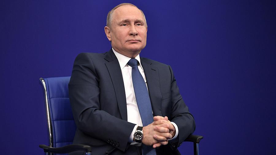 РТ: Путин о санкцијама: Пси лају каравани пролазе