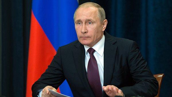 Путин: Русија настоји да води дијалог са француском привредом на равноправној и прагматичној основи