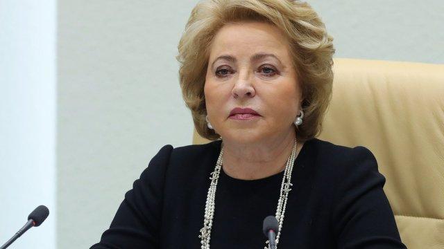 Матвијенкова: Русија захвална Спортском арбитражном суду