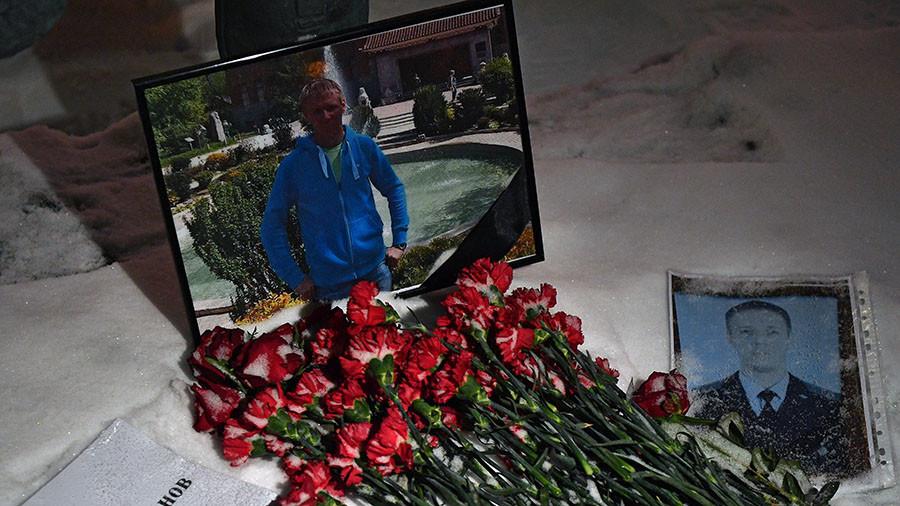 РТ: Тело пилота Филипова допремљено из Сирије у Русију