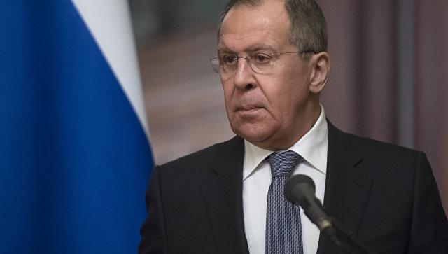 Lavrov: SAD zauzele kurs ka podeli Sirije