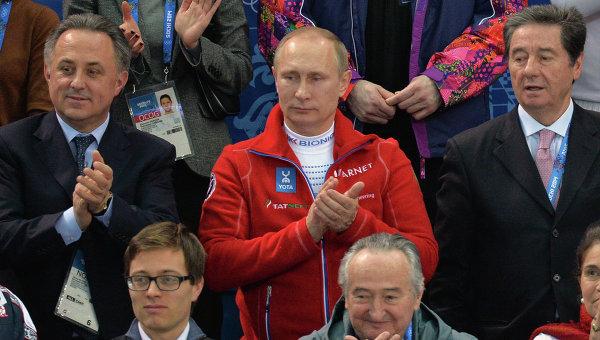 Путин: Без обзита на ситуацију, Русија остаје лидер у светском спорту