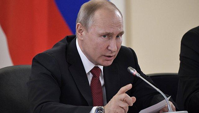 Путин верује да ће се Запад уморити од санкција