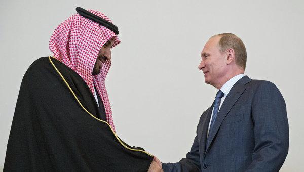 Путин и Салман разговарали о билатералним односима и међународним питањима