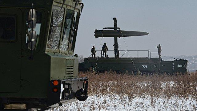 """Где хоћемо, ту ћемо их и поставити: Москва одговорила НАТО-у за """"Искандере"""""""