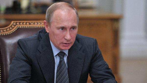 Путин: Против корупције поступати што одличније