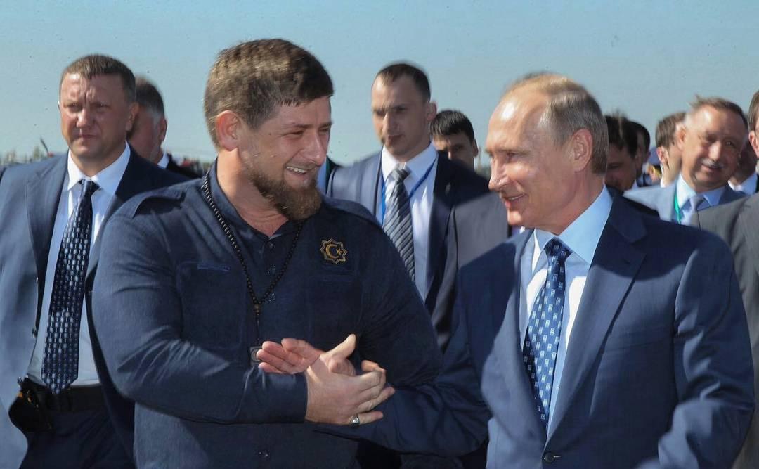 Кадиров: Желим нашем председнику и врховном команданту да доживотно управља Русијом