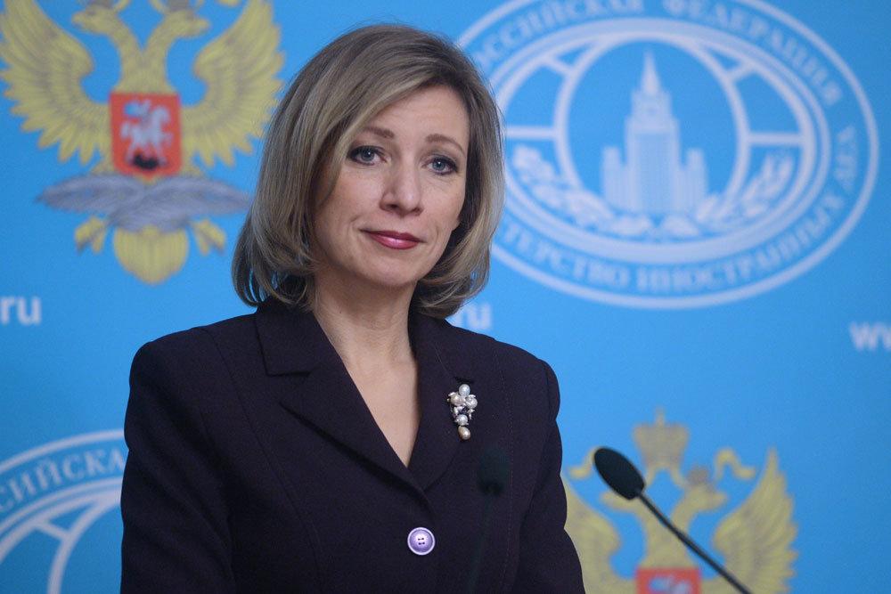 Захарова: Тринаест Руса против буџета специјалних служби САД вредног милијарде?