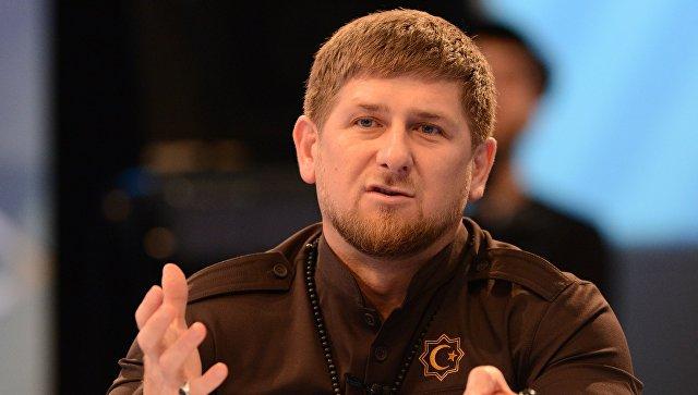 Кадиров: Заједно са свим осталим народима ми градимо нову Русију