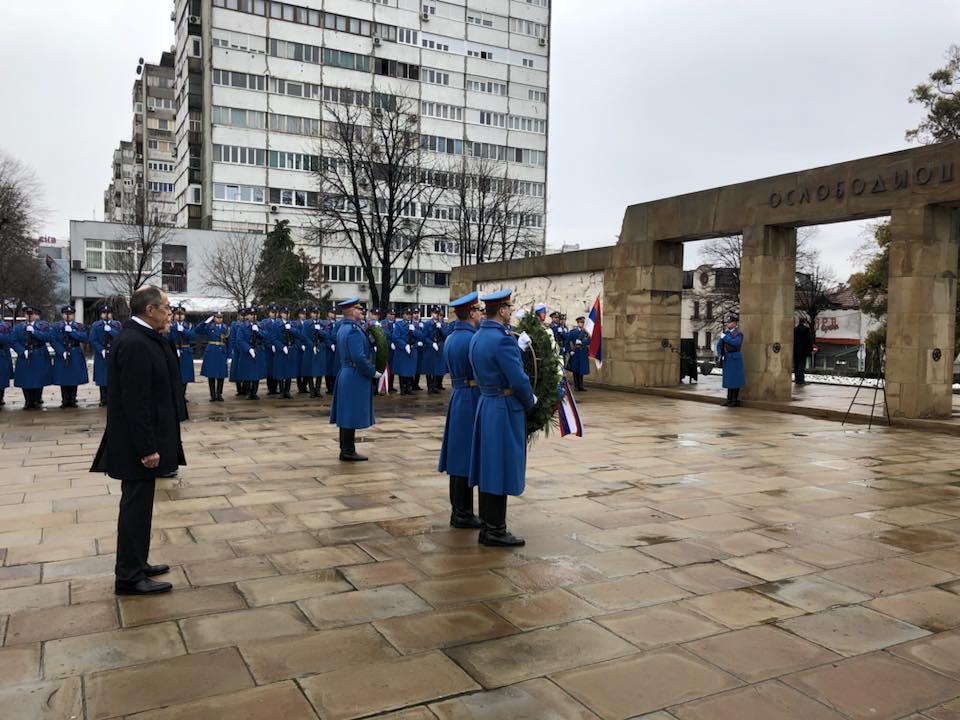 Лавров: Интерес Србије за ЕУ се користи против Русије