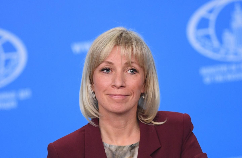 Захарова: Смешно је оптужити за утицај на америчке изборе 13 Руса