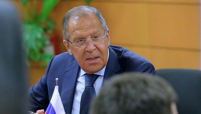 Лавров разговарао са Зигмаром и Абдулахом о ситуацији у Сирији