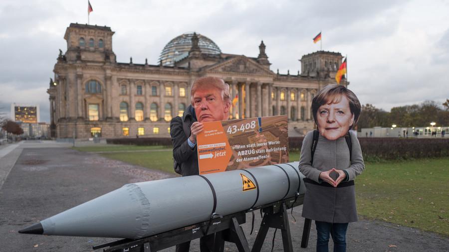 РТ: САД обучавају европске земље како да користе нуклеарно оружје против Русије - Лавров