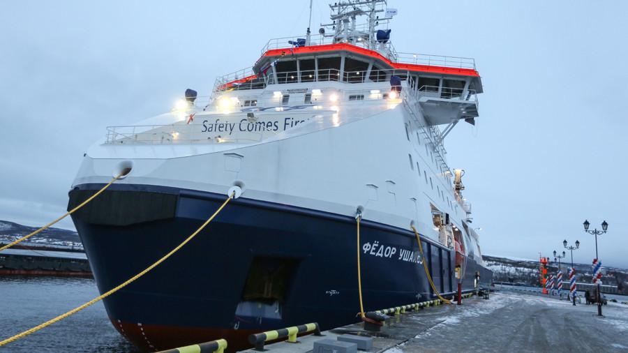 РТ: Арктичка флота Русије била и биће најјача на свету - Путин