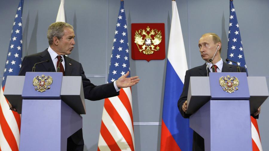 РТ: Нову трку о наоружању покренуле САД повлачењем из Споразума - Путин