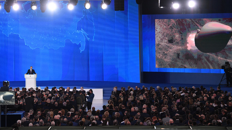 РТ: Зашто би желели свет без Русије? - Путин о евентуалном нуклеарном сукобу