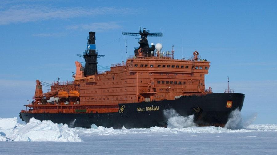 РТ: Русија неће никога угрозити на Арктику, али ће осигурати националну безбедност - Путин