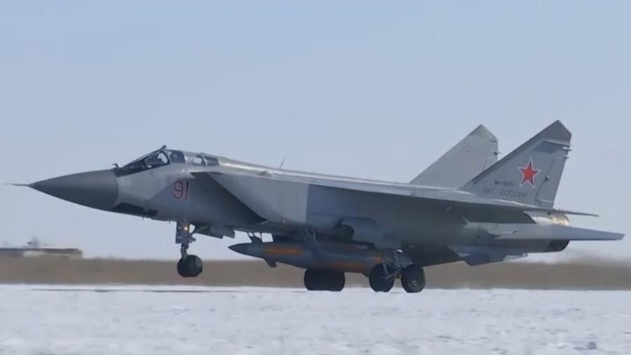 """РТ: """"Није блеф, него реаност"""" руско ново хиперсонично и нуклеарно поружје - Москва"""