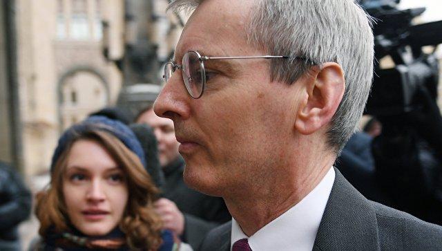 """Москва уложила протест Лондону због оптужби за """"случај Скрипаља"""""""