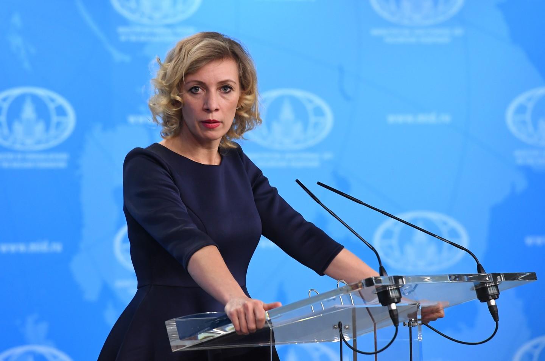 Захарова: Тереза, Лавров је руски министар, а не британски