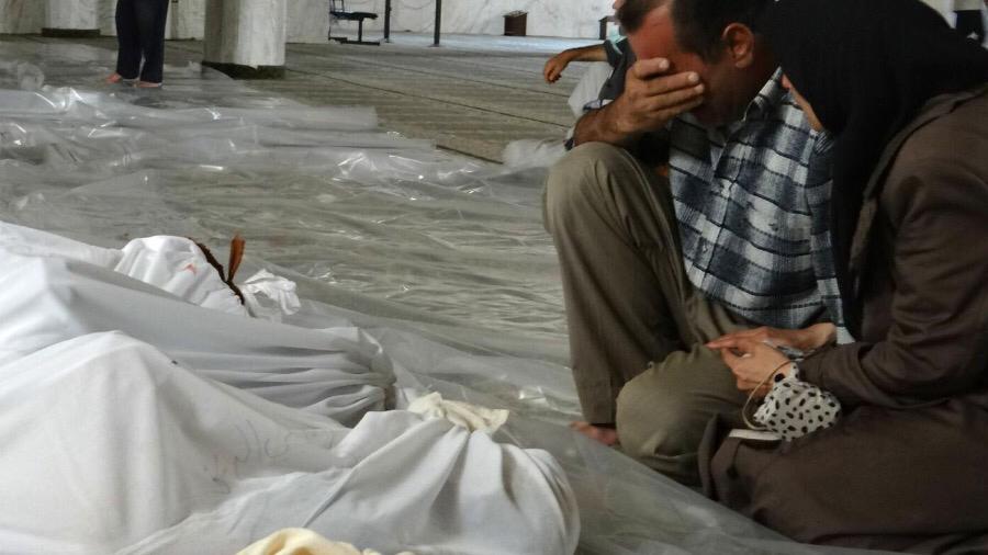 РТ: САД обучавају милитанте у Сирији за лажне хемијске нападе као основу за нападе на Сирију - Москва