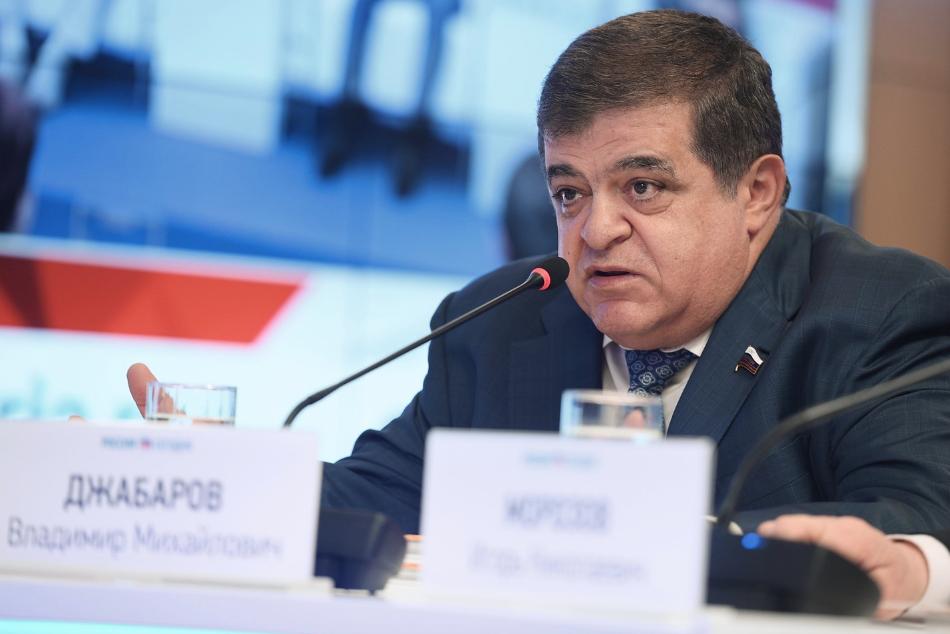Џабаров: Одговор Русије на потез Лондона је жесток због политичког безобразлука