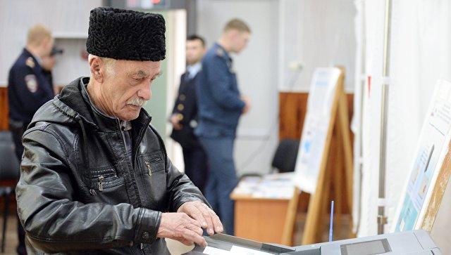 На Криму Путин води са 91% гласова