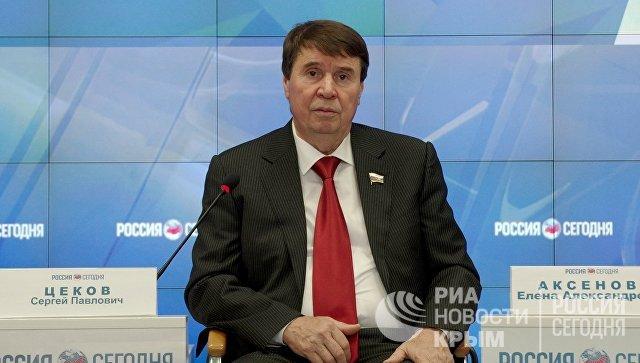 Цеков: Акције Пољске вођене чисто негативним људским ставом према Русији