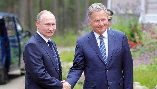"""Путин и Нинисте разговарали о случају """"Скрипаљ"""""""