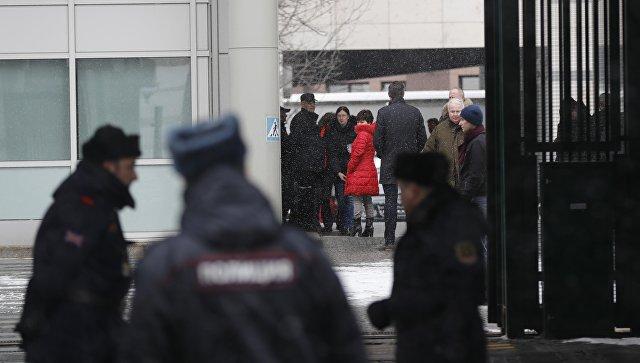 Протеране британске дипломате напустиле амбасаду у Москви