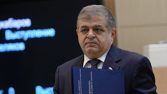 Џабаров: Ако САД одлуче да протерају руске дипломате одговор ће бити моменталан