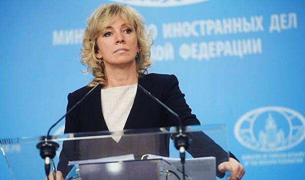 Захарова: САД и Европа нису успеле да поделе бол са Русијом због трагедије у Кемеров