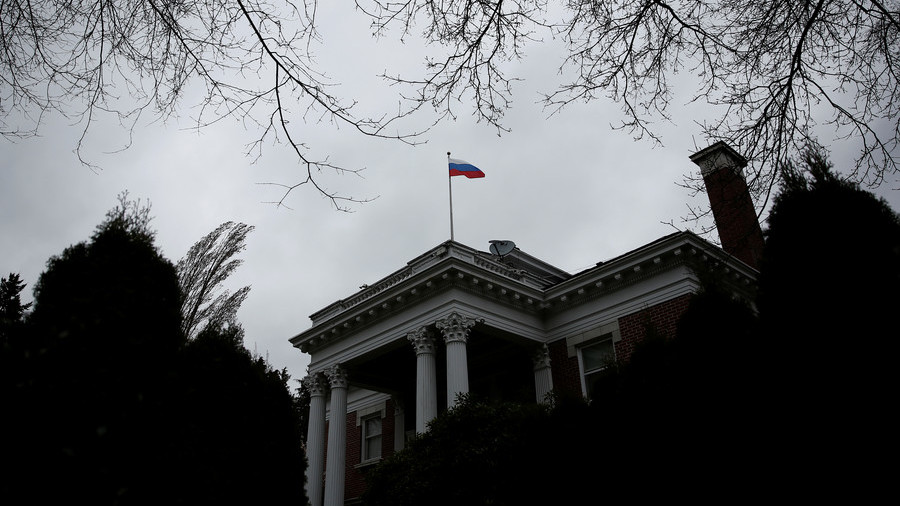 РТ: Русија затвара конзулат у Сијетлу, али одбија да уклони заставу