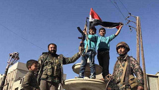Захарова: Источна Гута ће се вратити нормалном животу, као што се то дешава у Алепу