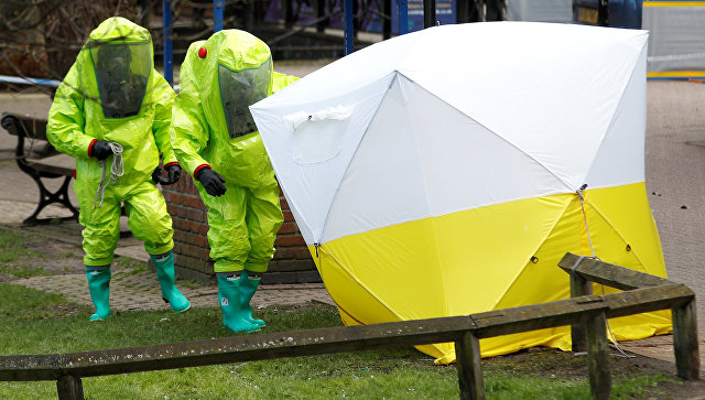 """Москва: Иза случаја """"Скрипаљ"""" стоји провокација британске специјалне службе"""