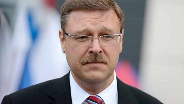 """Косачев говорио о са представницима француског сената о случају """"Скрипаљ"""""""