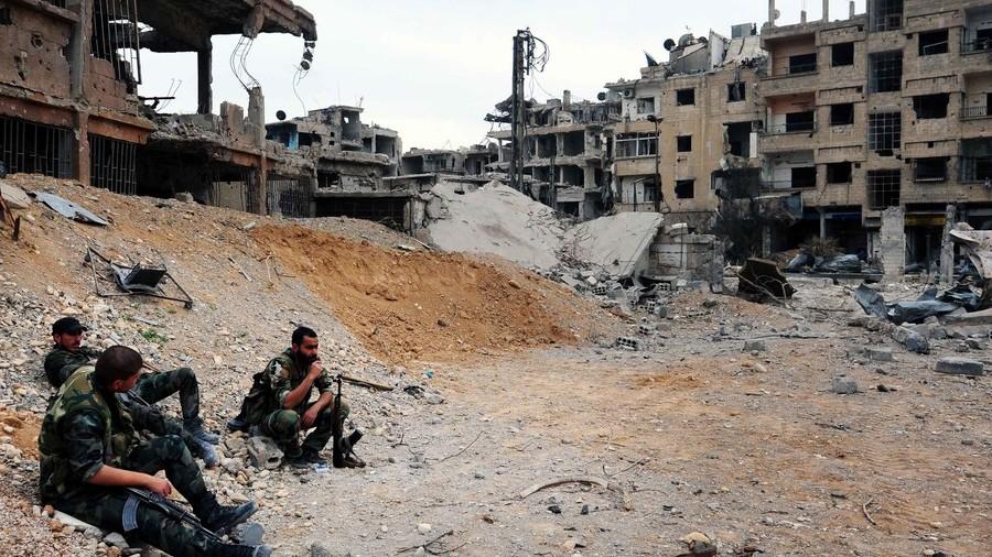 """РТ: Москва назвала """"хемијски напад"""" у Сирији """"лажним вестима"""" и упозорила на војно мешање"""