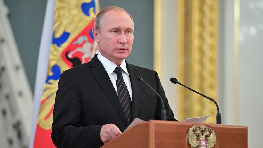 РТ: Свет постаје све хаотичнији, али се надамо да ће превладати здрав разум - Путин